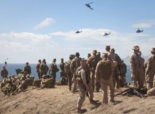 澳发布亚洲白皮书称阻止中国军力增长行不通