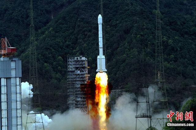 中星9A广播电视直播卫星发射异常 未尽预定轨道
