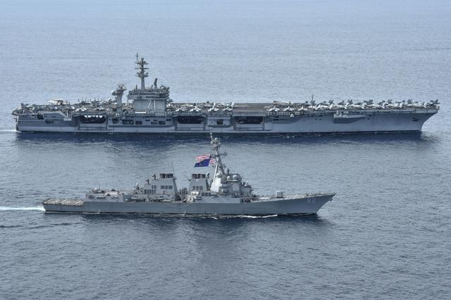 美军高官组团炒作:中美必有短暂而血腥的一战