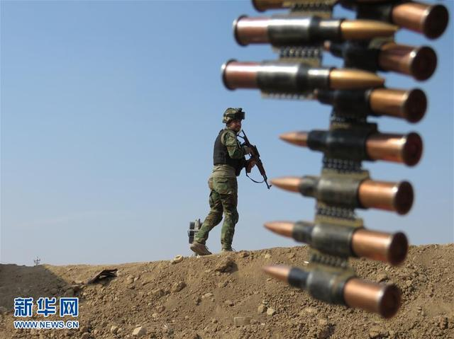 外媒称摩苏尔IS逃叙之路已被掐断:只能血战到底