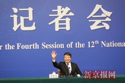 发改委徐绍史:中国绝对不会出现第二次下岗潮