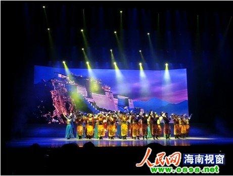 """海经院情景歌舞演绎""""中国梦""""激情传递正能量"""