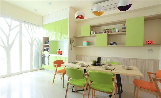 绿森活 增加交流互动的亲子宅
