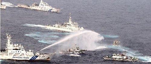 日本航空自卫队160次紧急升空应对中国飞机