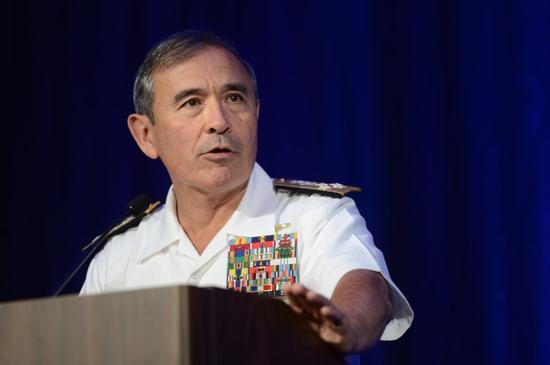 美军司令:做好了准备应对与中国之间的任何对抗