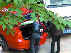 司机拍下领导吸食毒品照片后敲诈其30万(图)