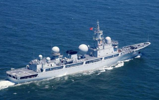 中国军舰再次进入日本领海毗连区 日方称行动升级
