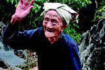 陕西最长寿老人112岁去世 生于晚清跨3个世纪