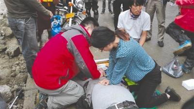 骑行资讯 四川65岁摩友痴迷骑行 第三次骑行入藏途中遇难