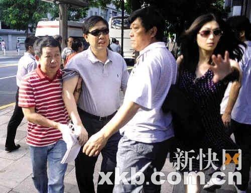 广州花都原区委书记受贿500多万元受审(图)