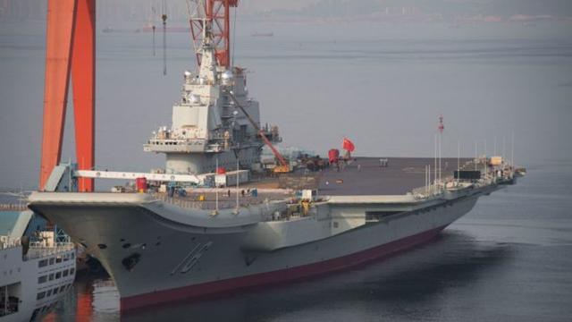 外媒统计中国军舰数量世界第一 总实力仍排第三