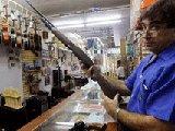 巴西:私人随便拥有枪支导致治安混乱