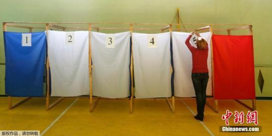 克里米亚地区公投开始 将决定是否加入俄联邦