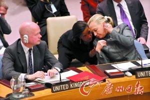 俄称不会在安理会就叙利亚问题做出任何让步