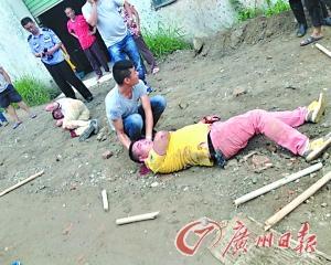 社会最新消息 深圳数十暴徒持大刀追砍拒拆迁商户 致3