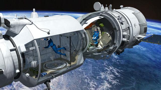 """""""神舟""""系列载人飞船先后有三种技术状态"""
