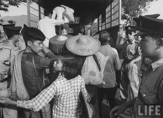 """陈秉安:习仲勋意识到""""大逃港""""是人民用脚投票"""
