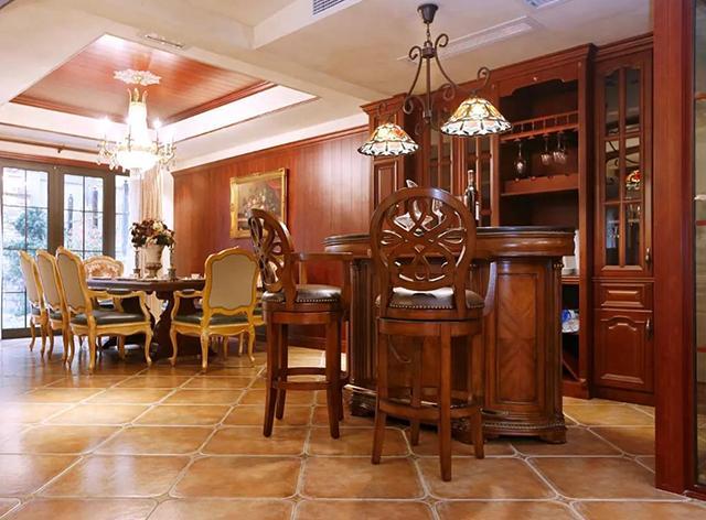 不后悔大客厅装欧式风格,轻奢时尚,太好看了!