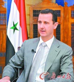 法报:巴沙尔在苦等盟友伊拉克担阿盟领导职务