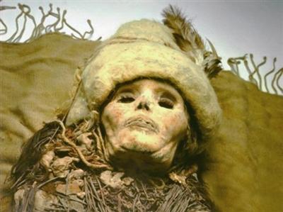 罗布泊腹地考古发现3500年前开颅手术头骨(图)