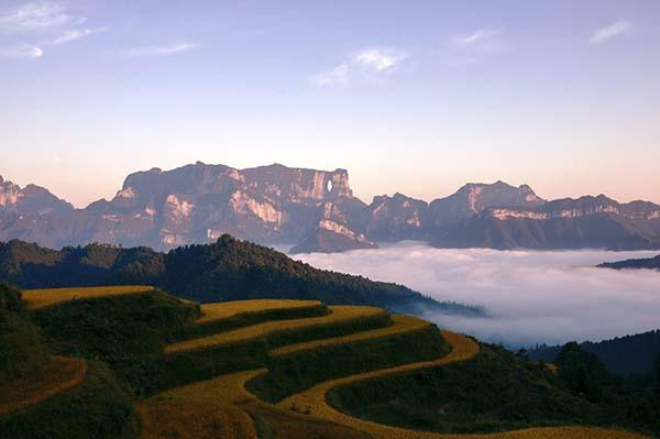 庐山张家界五大连池保住世界地质公园称号