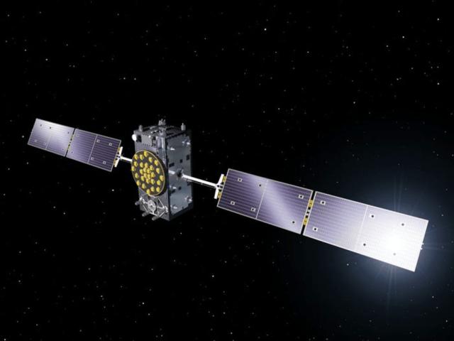 """欧洲""""伽利略""""卫星定位系统启用 初始信号或不稳"""