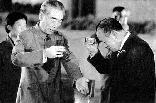 日本为何要抢在美国之前与中国建交?