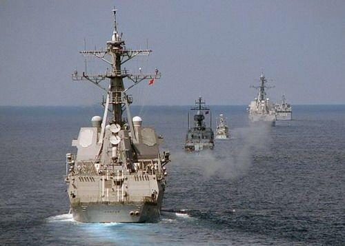 中国在南海表善意 东南亚国家争相扩军不领情