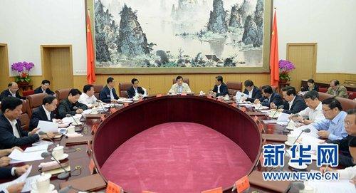 刘云山:群众路线教育实践活动要防止虎头蛇尾