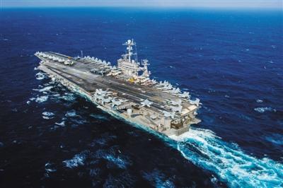 美韩启动近年最大规模联合军演 超30余万人参与