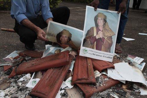 吴挺:卡扎菲之死对阿拉伯世界影响有限