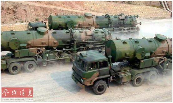 俄媒称中国大阅兵或首次展示4款新型导弹