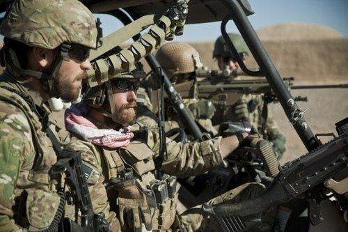 美国称成功解救被塔利班劫持的一家五口