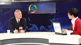 浙江省委组织部长蔡奇做客腾讯:我是微博控