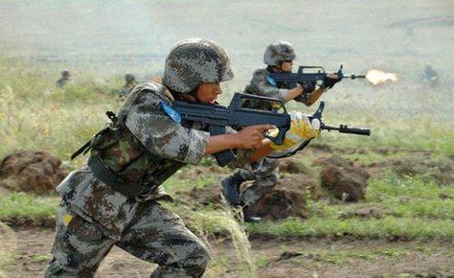 汉和:中国特种部队装备落后 短期内难及美军