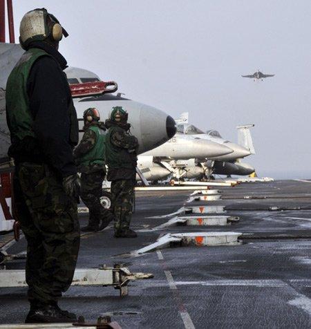 美军空海一体战:不惧核威慑 可与中国全面交战