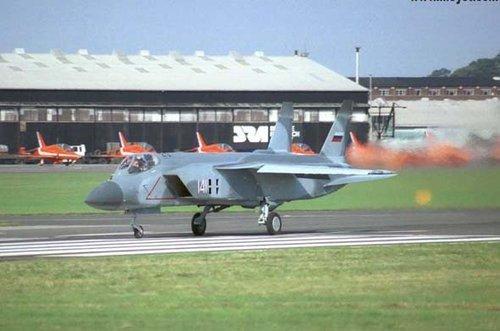 中国早已获得俄垂直起降战机先进技术