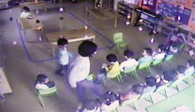 北京一幼儿园儿童长期遭老师殴打 园方熟视无睹