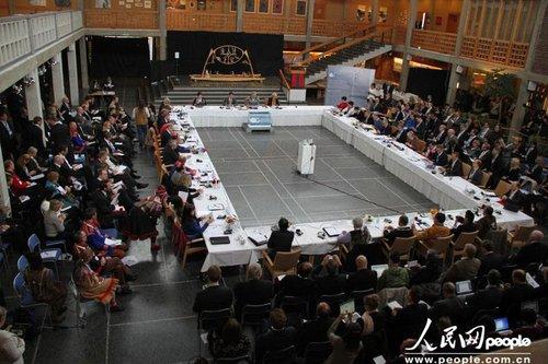 中国成为北极理事会观察员国 没表决权有参与权
