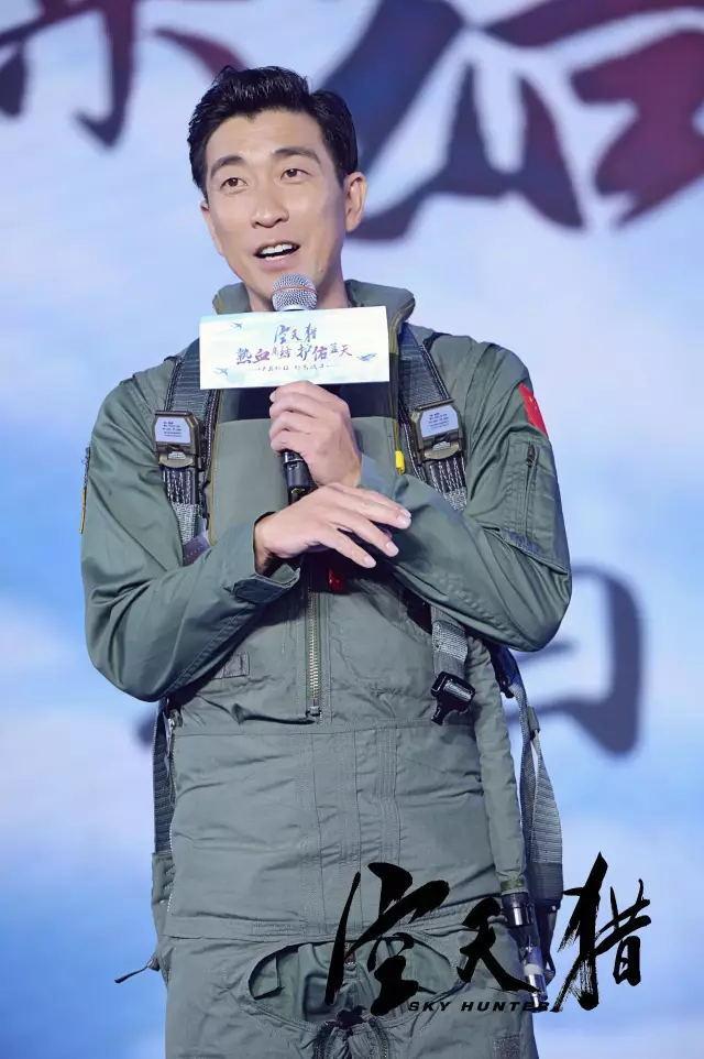 央视国际频道全球推送空军大片,《空天猎》牛大了!