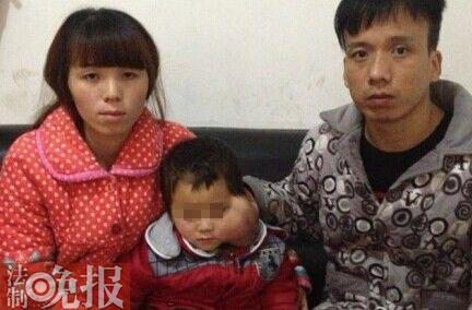 """四岁女孩患眼癌不堪痛苦 父母盼能""""安乐离世"""""""