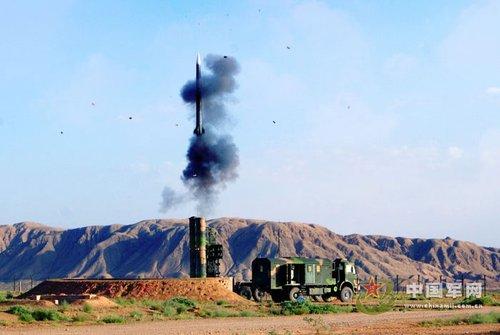 媒体称土耳其测试红旗9导弹9发9中绝无仅有