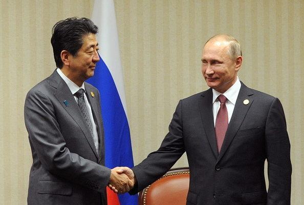 俄总统发言人:日俄首脑会谈中未提及领土主权问题