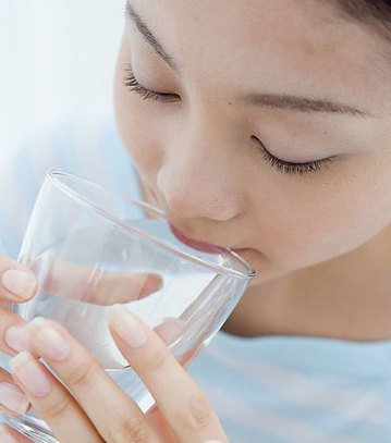 养生:解酒效果佳 一杯温开水的6大保健功效