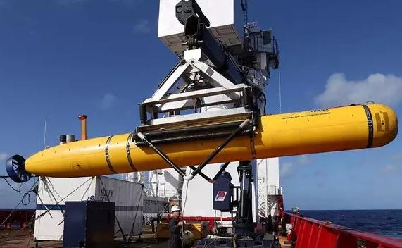 俄专家:中国缴获美军潜航器试探特朗普底线