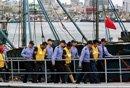 韩国海警打死中国渔民