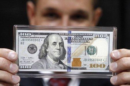 美国百元大钞出现印刷问题 10亿张钞票被封存