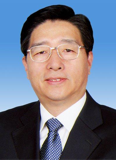 原广西自治区书记郭声琨为公安部部长