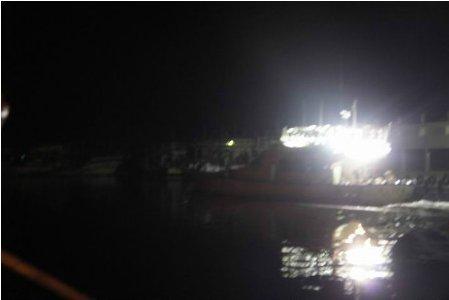 台保钓船今晨抵钓鱼岛附近海域 拒绝日方登船