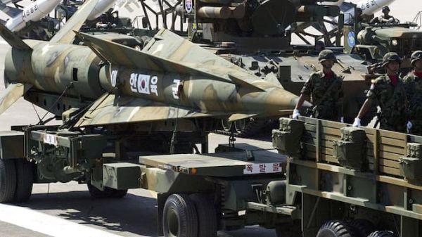 英媒:韩国有望超中国成为亚洲头号军火出口国